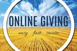 Staying Balanced:  Have You Signed Up for Online Giving?